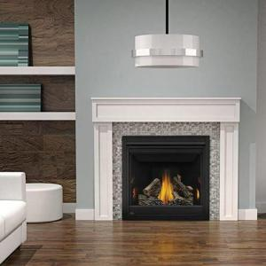 Napoleon FireplacesAscent Series Direct Vent Clean Face Gas Fireplace (Electronic)