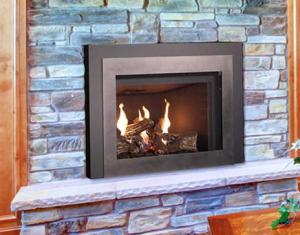 IronStrike Direct Vent Fireplaces