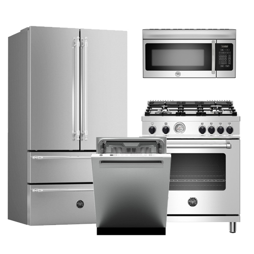 Discount Package Bertazzoni Freestanding Kitchen Package 1
