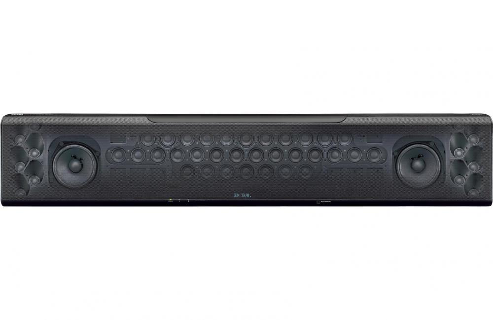 ysp5600yamaha powered home theater sound bar with dolby. Black Bedroom Furniture Sets. Home Design Ideas