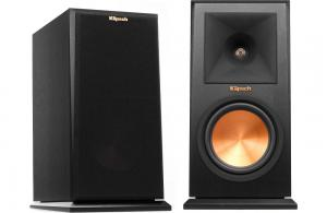 KlipschReference Premiere RP-150M Bookshelf Speakers (Ebony) (Pair)