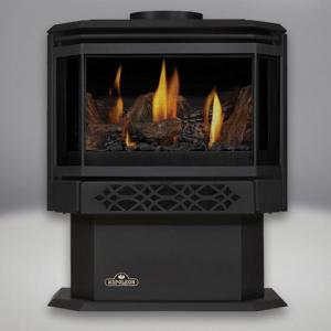 Napoleon FireplacesHaliburton DIrect Vent/B Vent Gas Stove