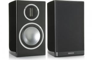 Monitor AudioMonitor Audio Gold 100 Bookshelf speakers (Piano Black Lacquer)
