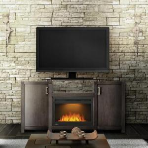 Napoleon FireplacesThe Whitney Electric Fireplace Mantel Package