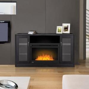Napoleon FireplacesThe Crawford Electric Fireplace Mantel Package