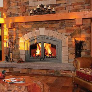 Napoleon FireplacesHigh Country Wood Burning Fireplace