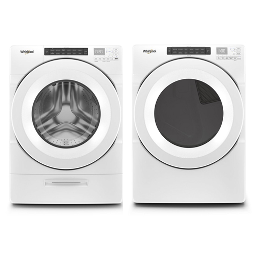 Discount Package Whirlpool Laundry Pair 3